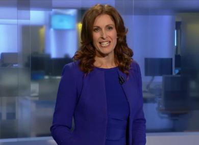Ireland Live anchor Alison Comyn
