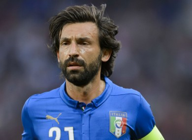 New York City FC midfielder Andrea Pirlo could be on his way to Turkey.