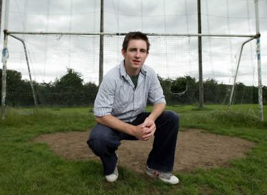 Conor O'Mahony has retired from intercounty hurling.