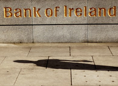 Bank of Ireland is stopping teller service for customers withdrawing less than €700