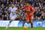 LIVE: Liverpool v Swansea, Premier League