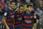 Suarez, Neymar and Messi on fire as Barcelona continue sensational form