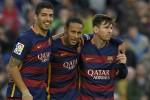 Suarez, Neymar and Messi on fire as Barcelona continue sensational form