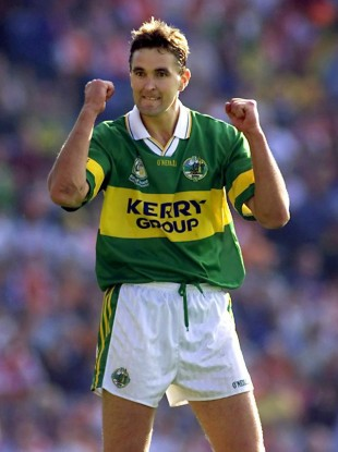 Maurice Fitzgerald in his playing days with Kerry.