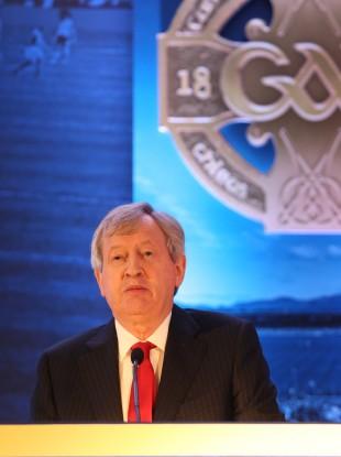 GAA director general Paraic Duffy.