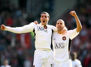 Ferdinand was full of praise for his former team-mate.