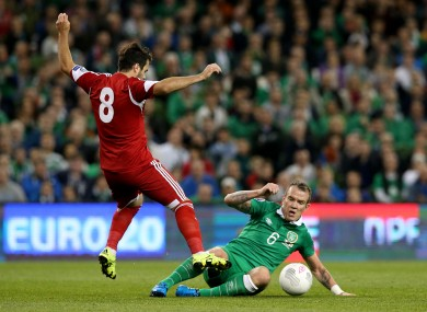 Whelan has his detractors, but Martin O'Neill clearly has faith in the midfielder.