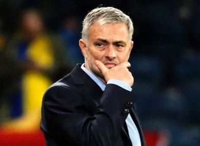 ac2b6e177b3 Mourinho in subtle dig at Casillas after Porto s Champions League exit