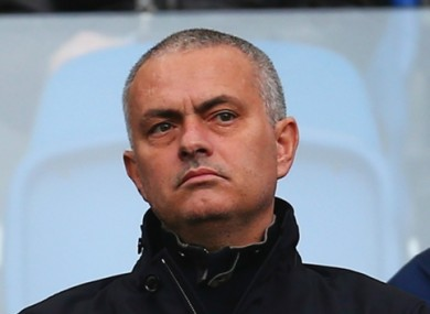 Jose Mourinho was recently sacked by Chelsea.