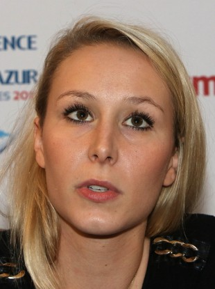 Far right National Front regional leader Marion Marechal-Le Pen