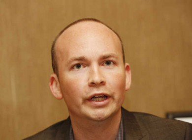 Socialist Party TD Paul Murphy