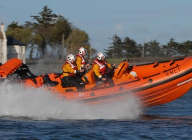 Members of the Kilrush RNLI