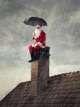 Some snow but plenty of rain this Christmas Day · TheJournal.ie