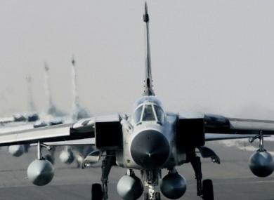 German Tornado jets