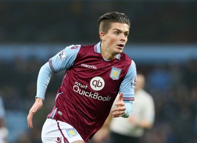 Jack Grealish declared for England ahead of Ireland after a protracted saga earlier this year.