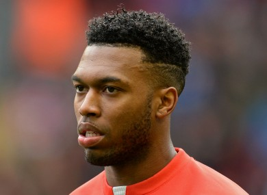 Liverpool striker Daniel Sturridge has struggled with injuries of late.