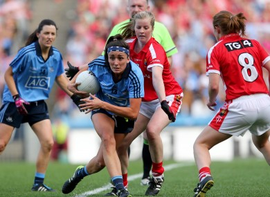 Contrasting fortunes for Dublin and Cork today.