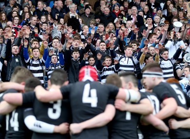 Roscrea won their first Leinster SCT in 2015 (file photo).