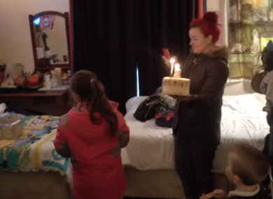 People Are Angry And Dismayed That Whole Families Still Have To Live In Hotel Rooms