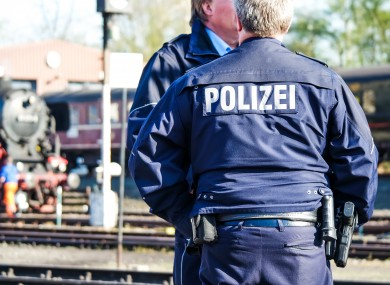 German police accused of covering up the rape of a 13-year-old girl fc848b097e9