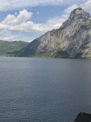 File photo: Traunsee lake