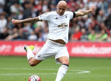 Jonjo Shelvey has joined Newcastle.