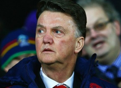 Louis van Gaal says Paul Scholes should be