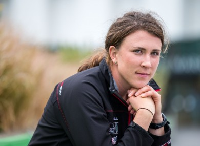 Annalise Murphy faces a big few months ahead.