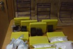 Man in 40s arrested after �930,000 worth of cocaine seized in house raid