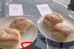 We asked people if they could taste the difference between blaas and floury baps