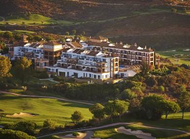 La Cala resort in Spain