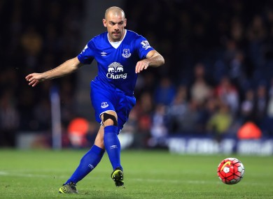 Roberto Martinez previously claimed Darron Gibson was free to go on loan to another club.