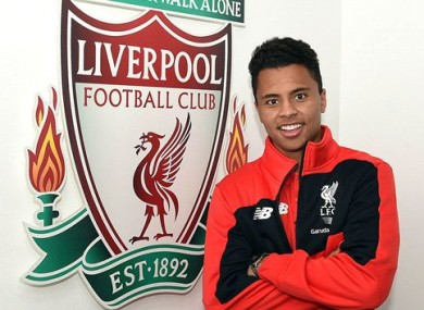Allan Rodrigues de Souza is currently on a temporary deal at Sint-Truiden.