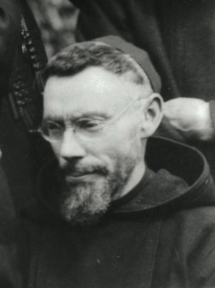 Fr Aloysius Travers, born William Travers, was one of the Capuchin priests thrown into the Rising in their central Church Street location.