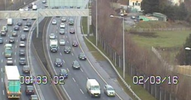 Commuting liveblog: Trees down and debris reported on the M50
