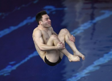 Oliver Dingley will become the first diver to represent Ireland at the Olympics in 68 years.