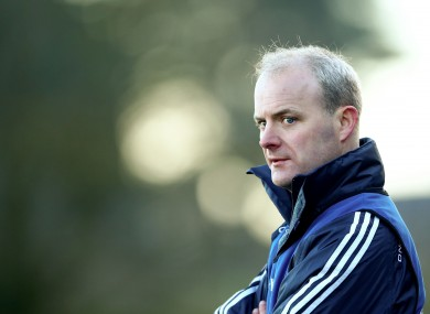 Galway hurling boss Micheal Donoghue worked with the Tipperary hurlers last year.