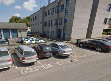 Monaghan Garda Station.