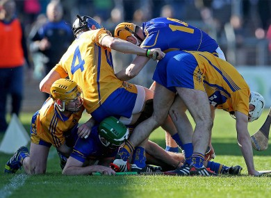 Clare and Tipperary are set for a clash in Ennis.