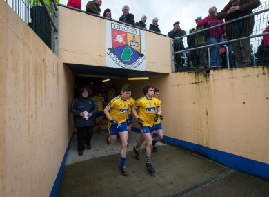 Roscommon saw off Down in Longford last weekend.