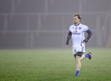 Seanie Johnston scored 1-1 for Cavan this evening.