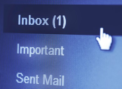 On the other hand, he's not responsible for your inability to get your inbox down to zero.