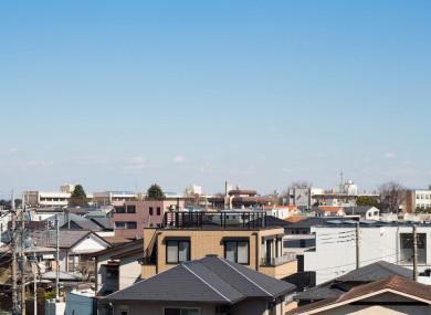 The city of Saitama