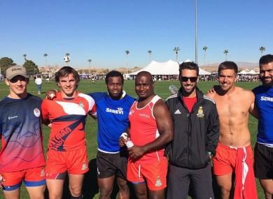 The Cayman Islands Team In Las Vegas