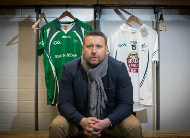 Cian O'Neill's Kildare team take on Clare on Saturda