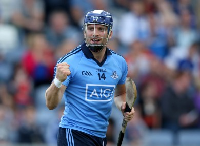Conal Keaney was a dual star for the Boys in Blue.