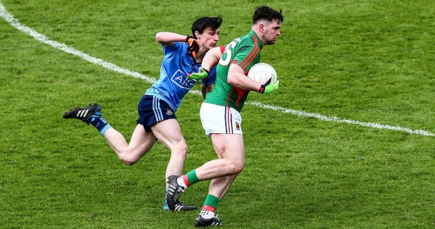 As it happened: Dublin v Mayo, EirGrid All-Ireland U21 football semi-final