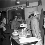 For Modern Living': a demonstration of the benefits of electricity in the home, 7 May 1960<span class=