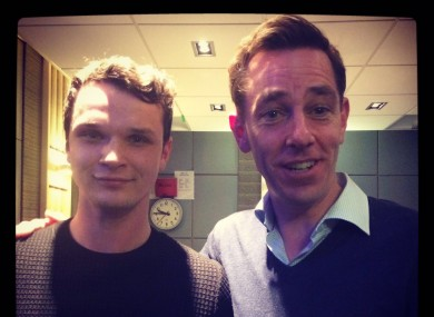 Robbie Lawlor and Ryan Tubridy