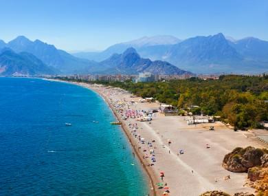 Antalya, Turkey.
